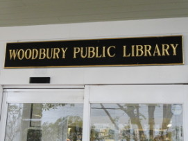 Woodbury Library Open House