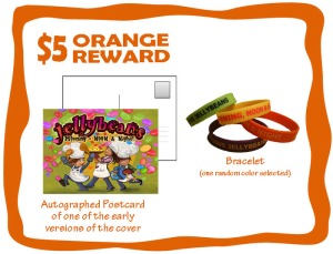 ORANGE REWARD