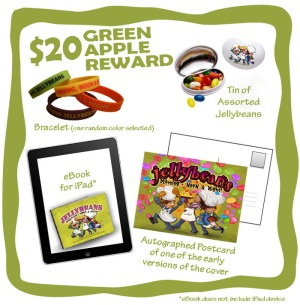 GREEN APPLE REWARD