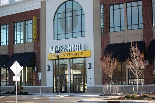 Rowan Barnes & Noble
